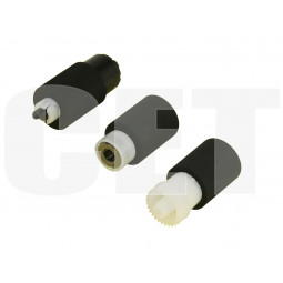 Комплект роликов (Long Life) 2F909171, 2HN06080, 2F906230 для KYOCERA 2100DN/4100DN/4200DN/6025MFP/6030MFP, TASKalfa 255/305 (CET), 3 шт/компл, CET511009