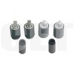 Комплект роликов FB6-3405-000 (2 шт.), FC6-7083-000 (2 шт.), FC6-6661-000 (2 шт.) для CANON iR3025/3030/3225/3230/3035/C2880/C3380 (CET), CET3986