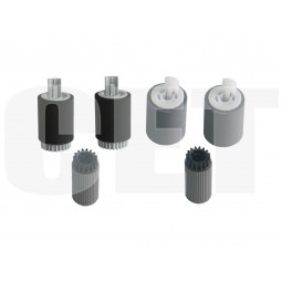 Комплект роликов FB6-3405-000 (2 шт.), FC0-5080-000 (2 шт.), FC6-6661-000 (2 шт.) для CANON iR3025/3030/3225/3230/3035/C2880/C3380 (CET), CET3986N