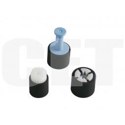 Комплект роликов 1-го лотка (3 ролика) CB506-67905 для LaserJet P4014/P4015/P4515, M601/M602/M603/M604/M605/M606 (CET), CET5804