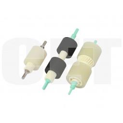 Комплект роликов HCF (3 шт.) 40X0770 для LEXMARK W840/W850, XEROX WorkCentre 7655/7665, Phaser 5500/5550 (CET), CET5922