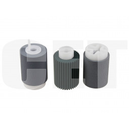 Комплект роликов подхвата ADF NROLR1555FCZZ, NROLR1541FCZZ, NROLR1542FCZZ для SHARP MX-2600N/3100N (CET), CET7657